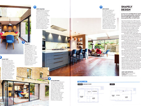 Highbury House featured in Real Homes Magazine