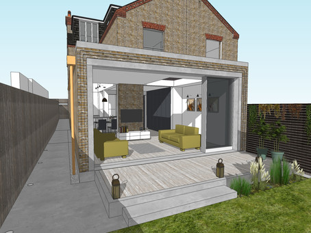Planning permission received for Barnet House