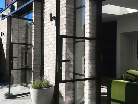 Eltham house extension completed