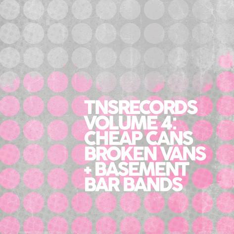TNS100: Cheap Cans, Broken Vans and Basement Bar Bands