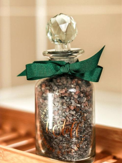 №3: Oakmoss + Charcoal Luxury Bath Salts
