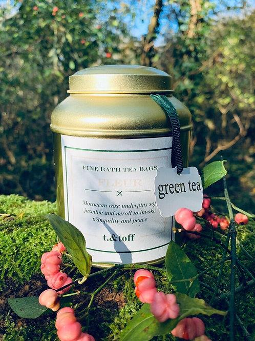 №1: Fleur Bath Tea