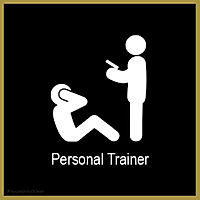 Personal Trainer Icon