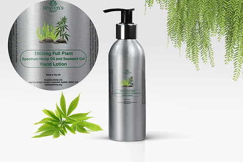 1500mg full spectrum Hand Lotion