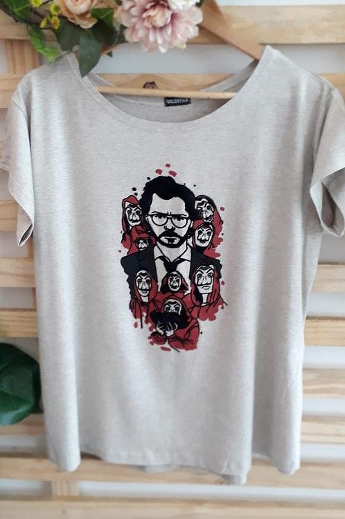 T-shirt La Casa de Papel-90