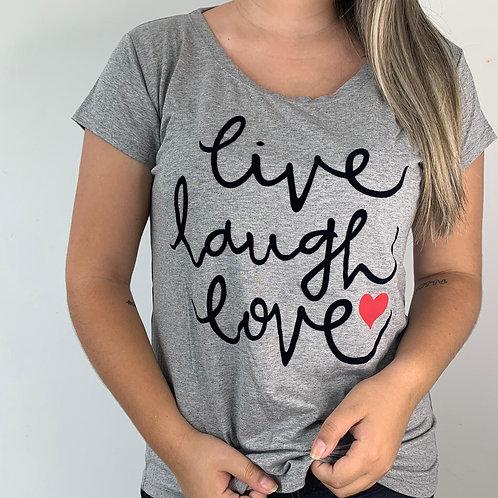 T-Shirt Live Love - 231