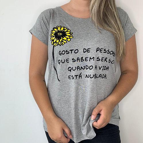 T-Shirt Girassol - 237