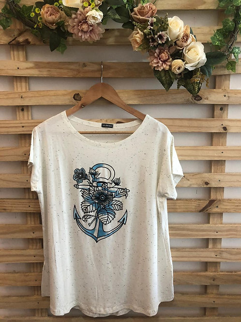 T- Shirt Âncora florida - 118