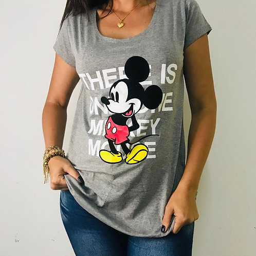T - Shirt Mickey there is one - 321