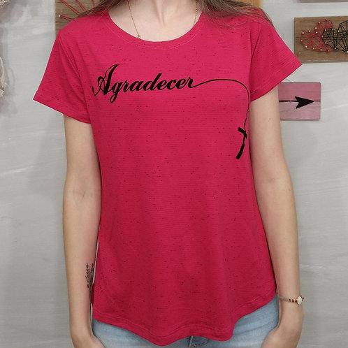 T-shirt Agradecer - 11