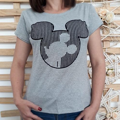 T-shirt Rosto do Mickey - 350