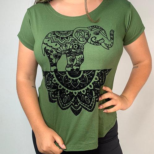 T-Shirt Elefante - 86