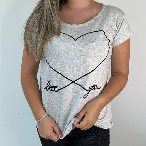 T-shirt Laço Love - 133