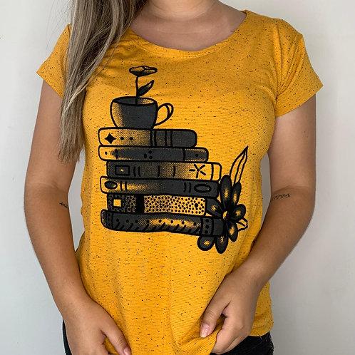 T-Shirt Livros - 122