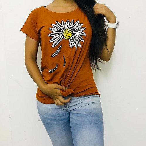 T - Shirt Girassol 2 - 339