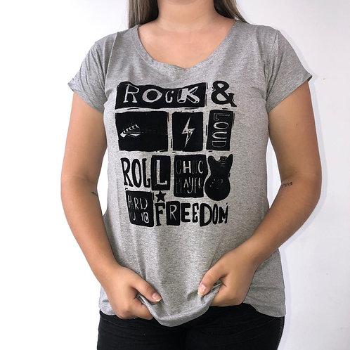 T-Shirt Rock in Roll - 287