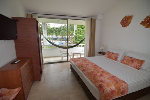 Double bedroom Diamante