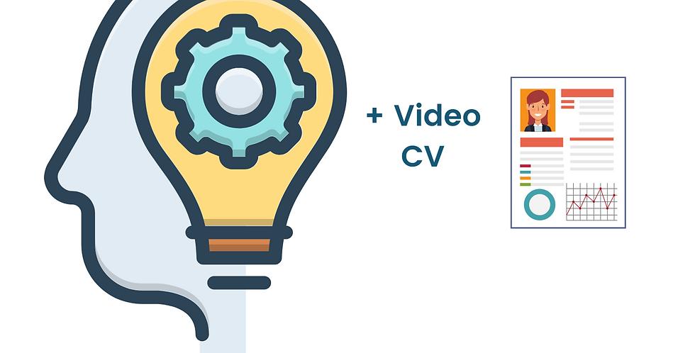 Test Soft Skills + Video CV