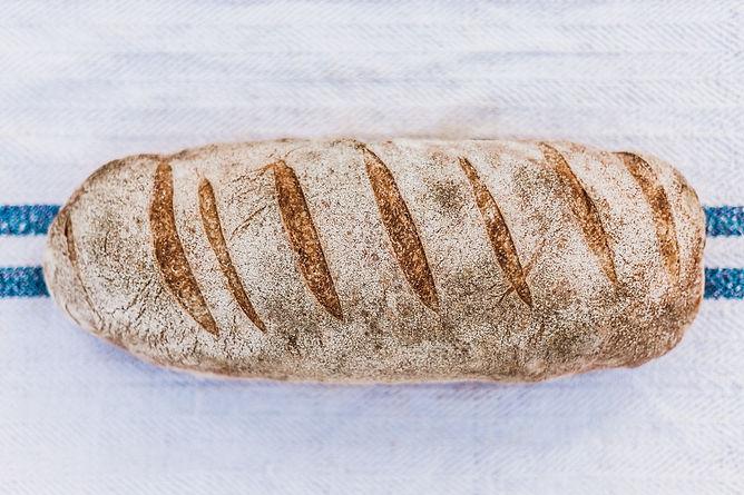 Vienna Sourdough Bread