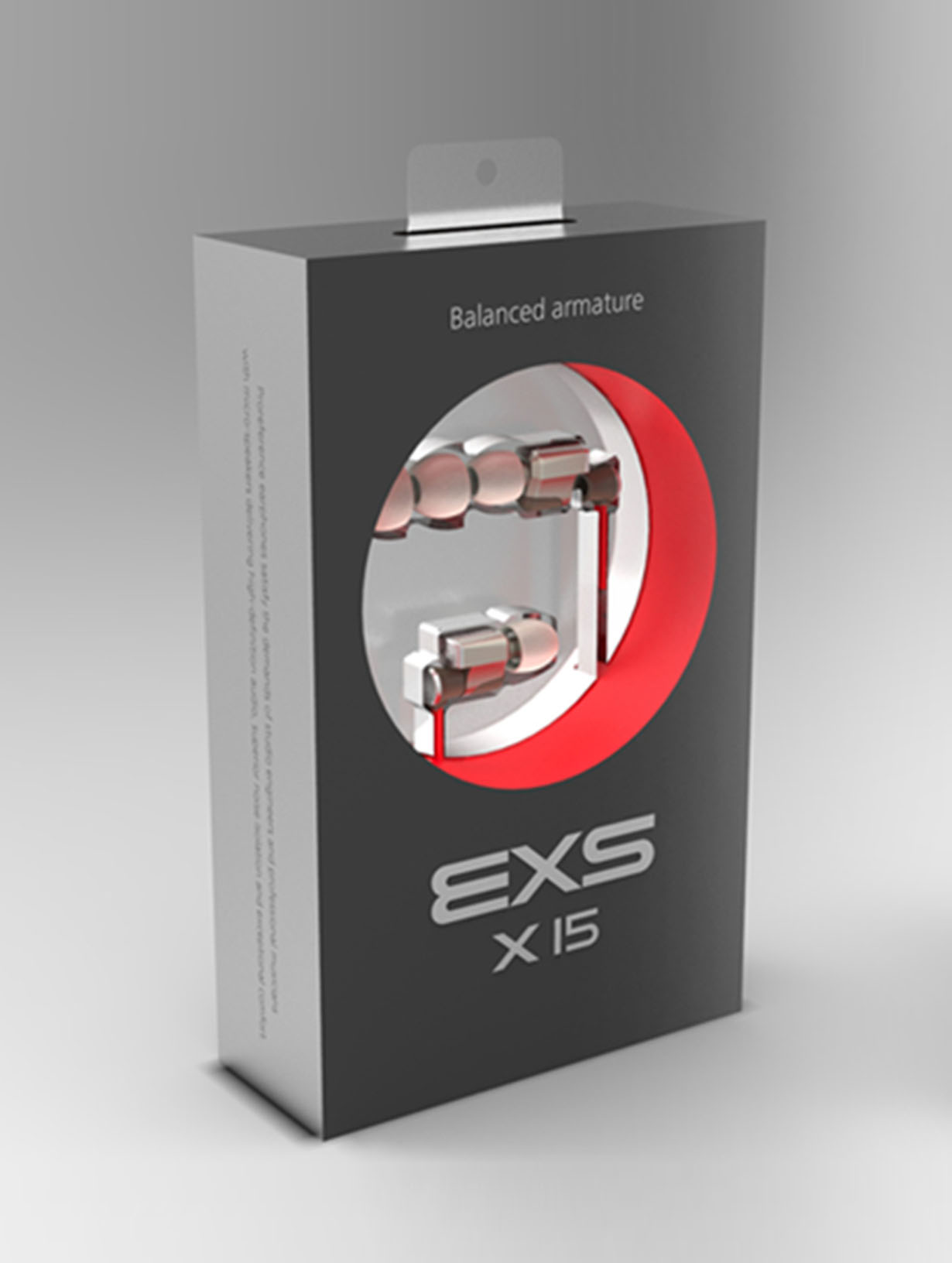EXS X-15 Package
