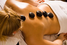 Massage galets chauds - Beaune