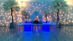table d'honneur 8 pers