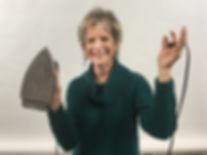 Ann Laser, shirt wrangler