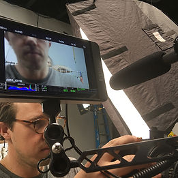 Cinematographer Seth Fuller