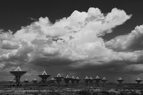 The Very Large Array, New Mexico