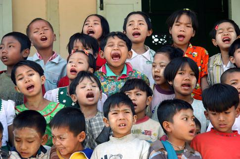 ABCs in Myanmar