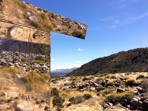 The Mirror House, Palm Springs, CA