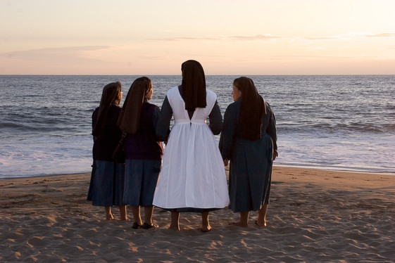 The Sunset Nuns, Acapulco, Mexico