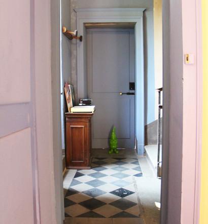 Atrio camera 1806 Marengo
