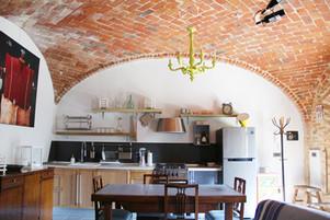 cucina junior suite