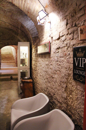 Vip lounge - Corte dell'Uva
