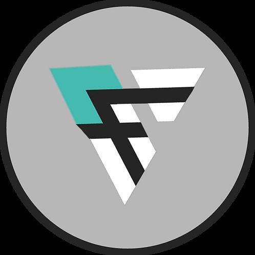 The Apptivist #FundTheFuture | Florence Sticker