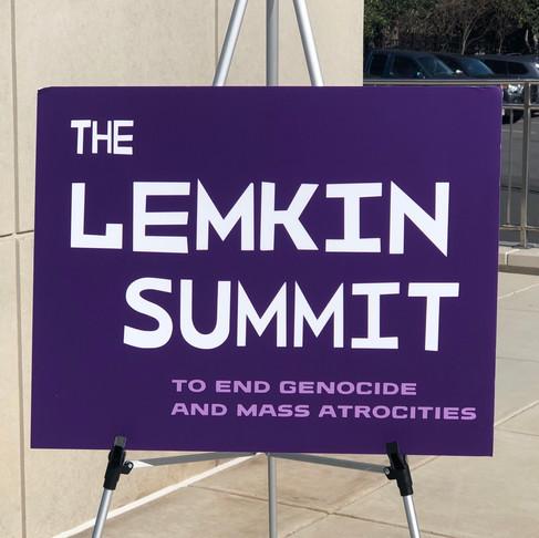 Lemkin Summit - Day 1