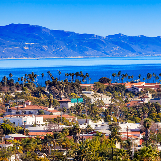 Santa Barbara California