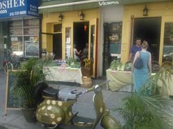 Vespa Restaurant New York