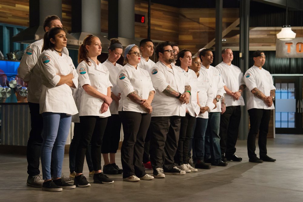 Top Chef Season 15 cast