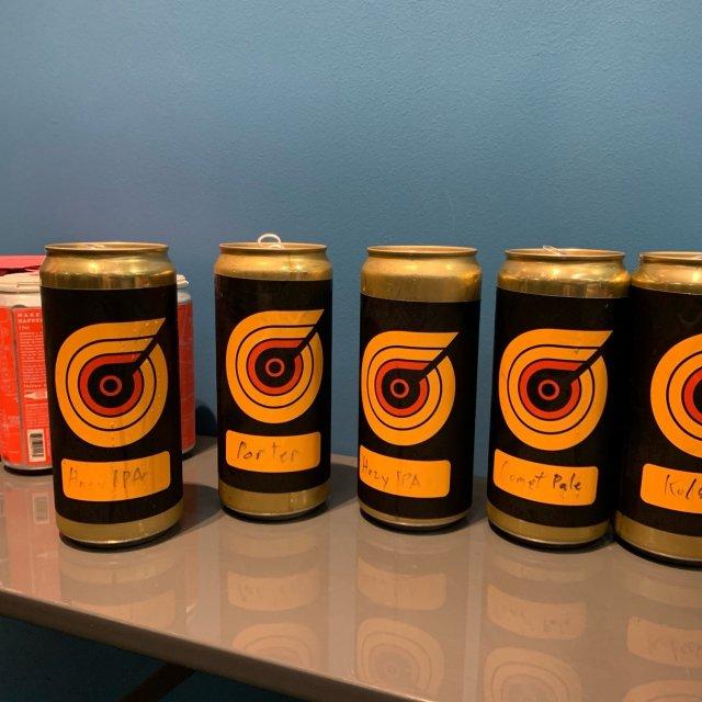 Standard Deviant Beer