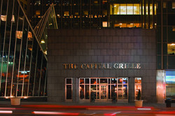 Capital Grille Chrysler Building New Yor