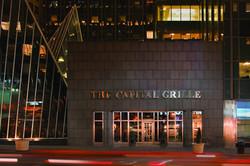 Capital Grille Chrysler Building New Yor