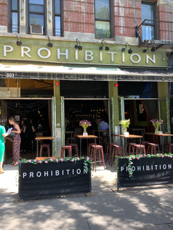 Prohibition New York