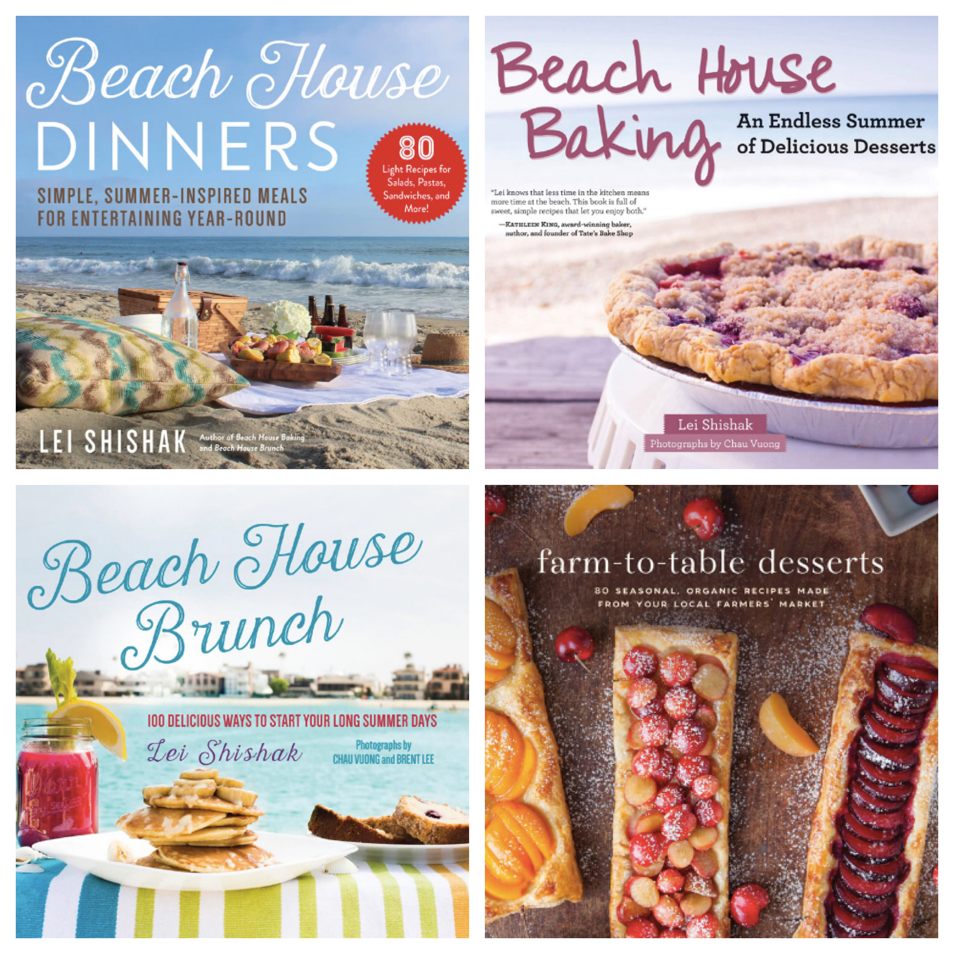 Lei Shishak Cookbooks