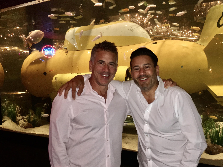 Richie Herschenfeld & Michael Trenk