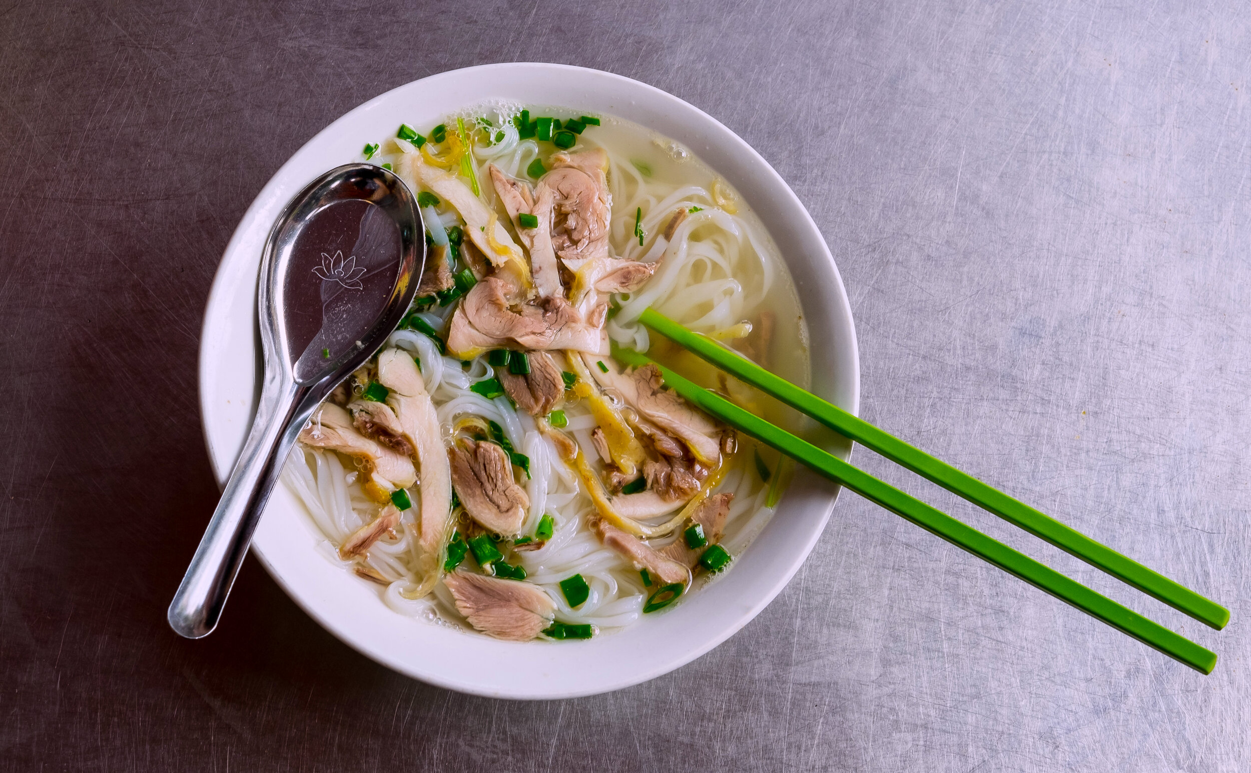 Chef Tu's Chicken Pho