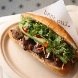 Steak from Banh Oui