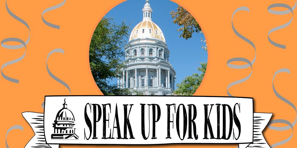 Speak Up for Kids!