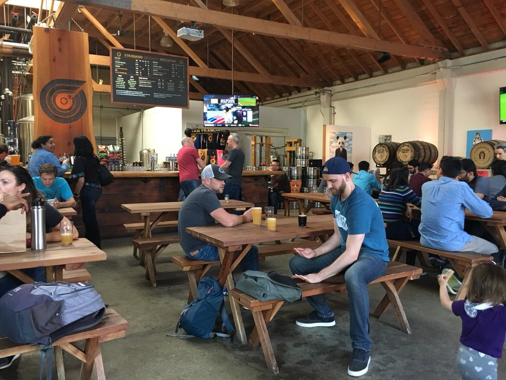 Standard Deviant Brewing San Francisco
